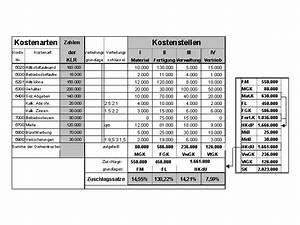 Ist Zuschlagssatz Berechnen : bab aufg ~ Themetempest.com Abrechnung