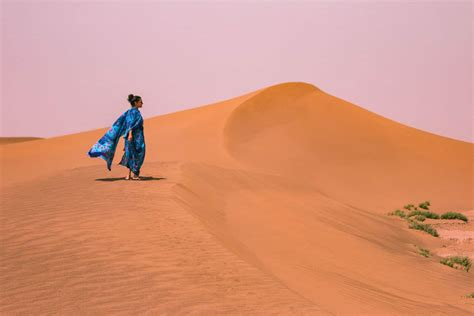 Morocco Desert Tour To Erg Chigaga Camping In The Sahara