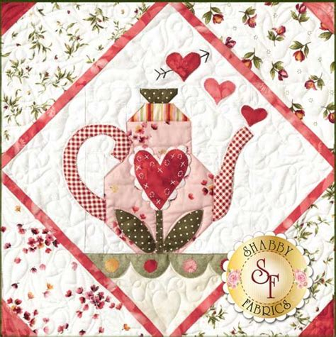 shabby fabrics garden tea 17 best images about quilts block of the month on pinterest block of the month quilt patterns