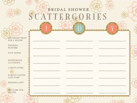 Bridal Shower Scattergories Game Card On Behance. Wedding Invitations Purple And White. Cheap Wedding Venues Rochester Ny. Wedding Photo Albums Jessops. Wedding Invitations Online Video. Wedding Invitations With Live Oak Tree. Wedding Reception Ideas And Decorations. Wedding Toast Tips The Knot. Wedding Food Trends 2017