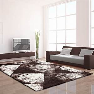 Teppich Grau Lila : modern zeitgen ssisch schwarz leder braun lila grau wirbel ~ Whattoseeinmadrid.com Haus und Dekorationen