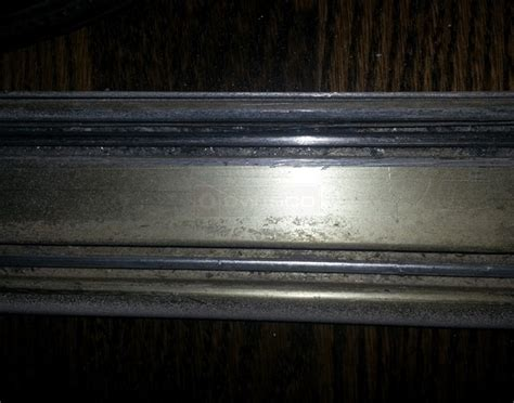 replacement floor track for sliding mirror closet doors