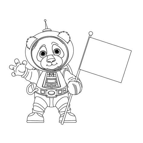 Kleurplaat Pandabeer by Leuk Voor Pandabeer 0003