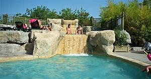 the water park camping sunelia ranc davaine With camping ardeche 2 etoiles avec piscine
