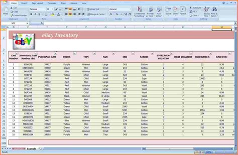 software inventory spreadsheet excel spreadsheets group