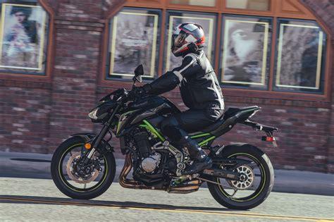 Review Kawasaki Z900 by 2017 Kawasaki Z900 Review Replacing A Legend