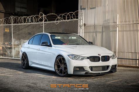 bmw   series sf stance wheels