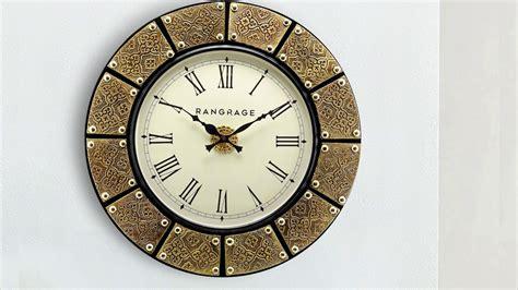 Decorative Wall Clock In India