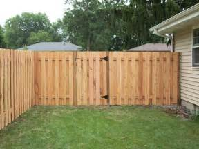 Wood Fence Estimate by Cedar Privacy Fence Minneapolis Mn Free Estimate 651 354
