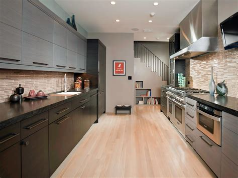 galley style kitchen design ideas galley kitchen designs to it best designinyou