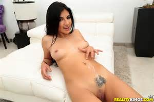 Latin Brunette Is About To Ride Cock Photos Michelle
