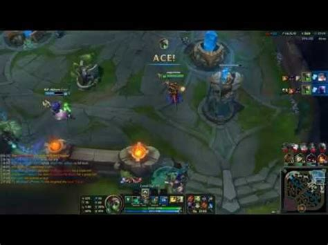 twitch pentakill   messing   match