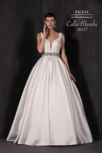 calla blanche wedding dress collection bridal reflections With calla blanche wedding dress