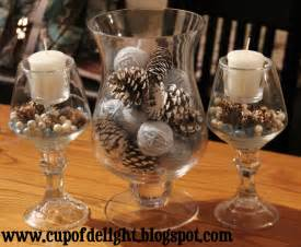 Christmas Winter Table Centerpiece Ideas