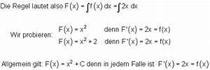 Stammfunktionen Berechnen : vorbetrachtungen zur fl chenfunktion mathe brinkmann ~ Themetempest.com Abrechnung