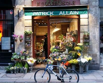 Flower Paris Shops France Flowers French Florist