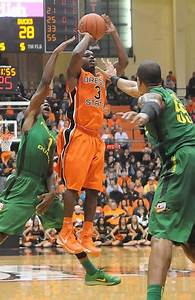 OSU men's basketball: Ducks play better down stretch for ...
