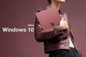 Microsoft Updates Windows 10 Version 2004 Processor