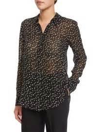 WornOnTV: Vanessa's black star print blouse on Last Man ...