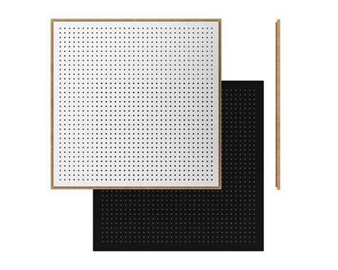 controsoffitto in alluminio controsoffitto in alluminio 60x60 pannelli fonoassorbenti