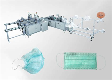 earloop surgical face mask machine manufacturer