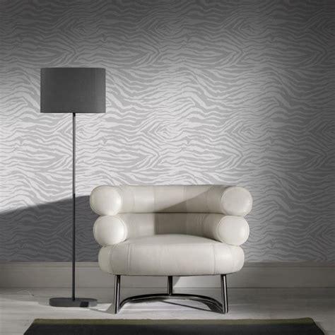 Tapisserie Gris Argent by Papier Peint Design Z 232 Bre Gris Clair Couleur Bl Achat