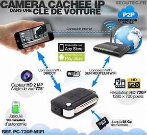 Voiture Avec Wifi : pc 720p wifi cl de voiture ip wifi cam ra cach e hd 720p avec d tection de mouvement ~ Medecine-chirurgie-esthetiques.com Avis de Voitures