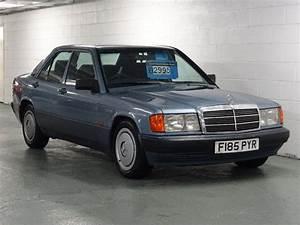 Mercedes 190 E : used 1989 mercedes benz 190 2 0 e 4dr for sale in west yorkshire pistonheads ~ Medecine-chirurgie-esthetiques.com Avis de Voitures