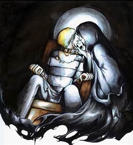 Dementor kiss by Shimpa-chan on DeviantArt