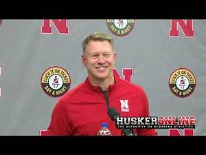 HOL HD: Scott Frost National Signing Day Press Conference ...
