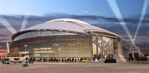 arlington texas super bowl host  turnaround city
