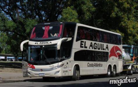 El Águila   LV-419 - Megabus.ar