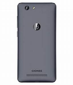 Gionee F103 Pro   16gb   3 Gb   Grey Mobile Phones Online