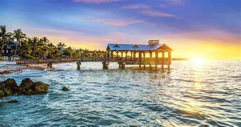 key west interactive map top attractions  key west