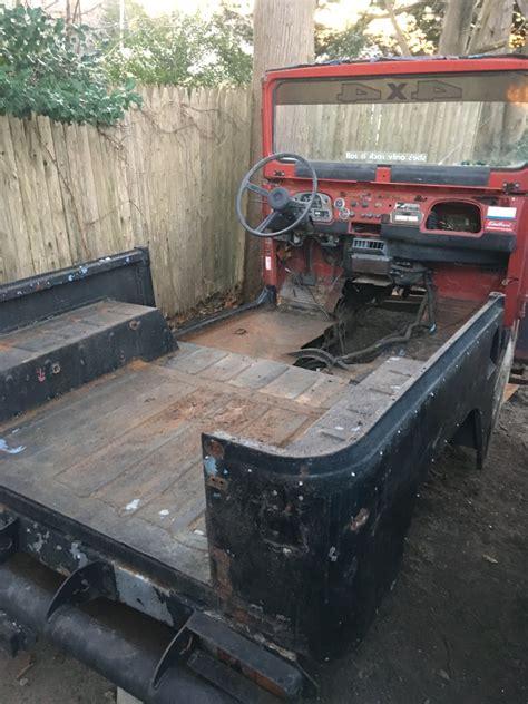 fj40 steel tub for sale 2700 fj40 steel tub in nj cowl axles