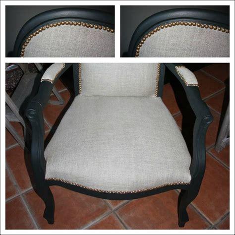 fauteuil voltaire gris de charme