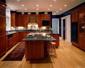 L Shaped Kitchen Island Home Design Ideas Pictures