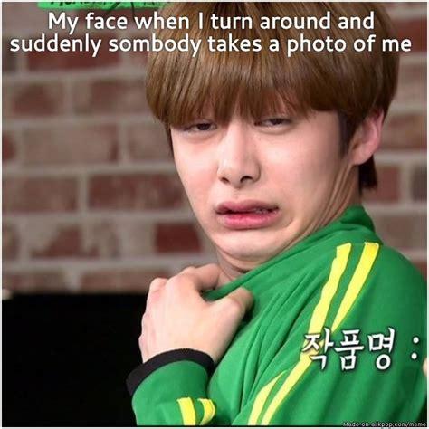 Hyungwon Memes - weirdface allkpop meme center