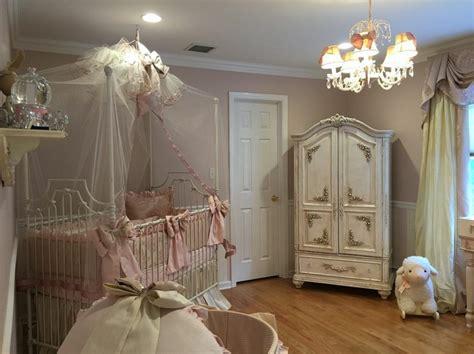 chambre style shabby 1001 idées géniales pour la décoration chambre bébé idéale
