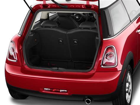 2011 Mini Cooper 2-door Coupe Trunk, Size