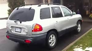 2002 Hyundai Santa