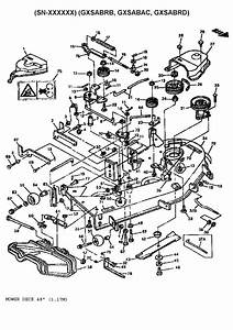 John Deere Lawn Mowers Parts List