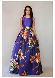 Robe De Printemps : robe de c r monie color e collection printemps t 2016 lm gerard ~ Preciouscoupons.com Idées de Décoration