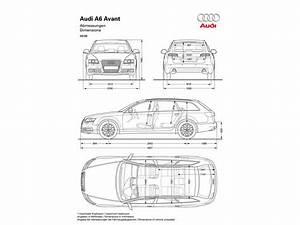 Dimension Audi A4 Avant : audi a6 dimensions auto express ~ Medecine-chirurgie-esthetiques.com Avis de Voitures