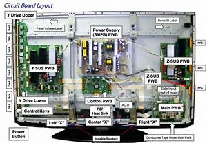 Plasma Lcdled Tv Parts Boardsscreensstandsall Makes Model
