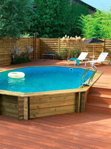 only best 25 ideas about piscine bois on am 233 nagement paysager de maison mobile