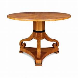 Tisch Rund 160 Cm : tisch mit rundem mittelfu aus kirsche bei stilwohnen kaufen ~ Bigdaddyawards.com Haus und Dekorationen