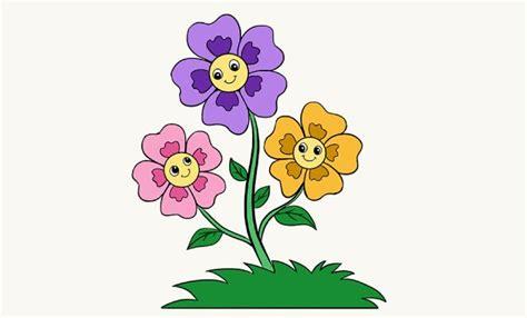 Best 25+ Cartoon Flowers Ideas On Pinterest