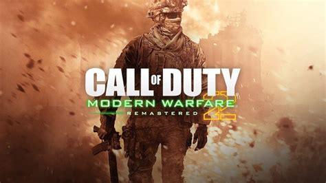 call  duty modern warfare confirmed    mw