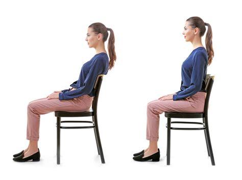 Stare Seduti Come Stare Seduti Non Sprecare